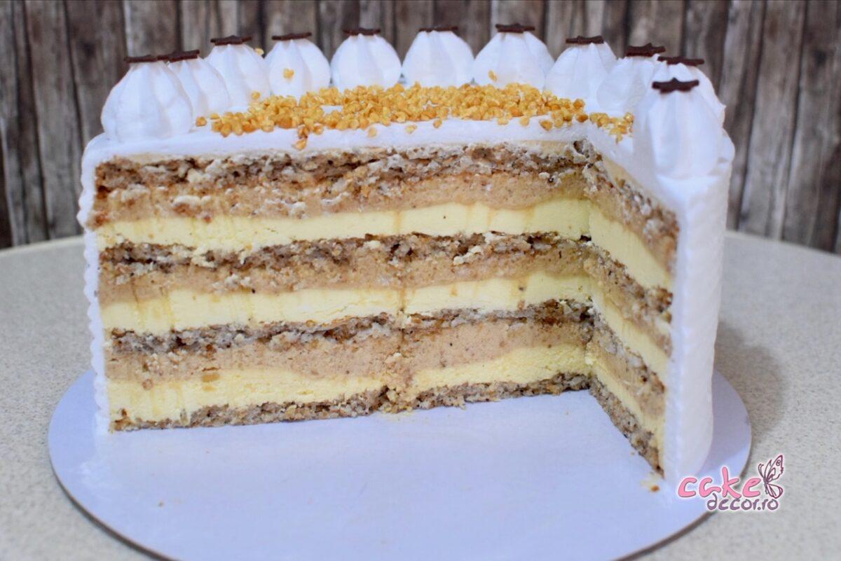 tort egiptean modificat